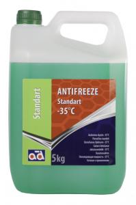 Охлаждающая жидкость Antifreeze AD -35°C Standart Green