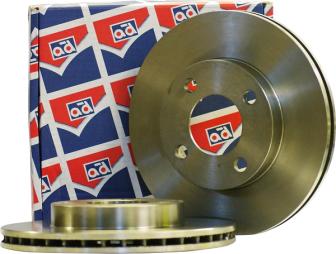 Тормозные диски АD