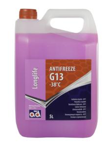 Охлаждающая жидкость Antifreeze AD -38°C G13