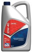 Полусинтетическое масло DIESEL 10W40 AD