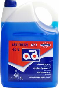 Охлаждающая жидкость Antifreeze AD -35°C G11 Blue