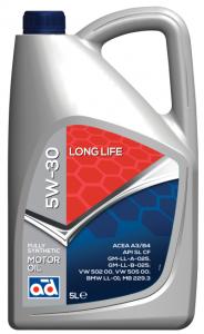 Cинтетическое моторное масло 5W30 Longlife AD